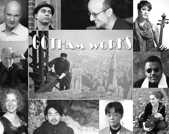 Classical At The Cornelia: Gotham Works! image